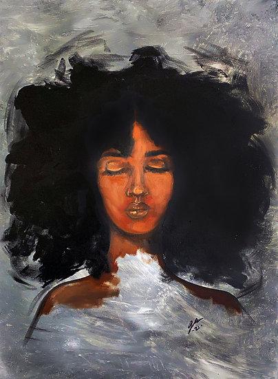 Adisa Canvas Print