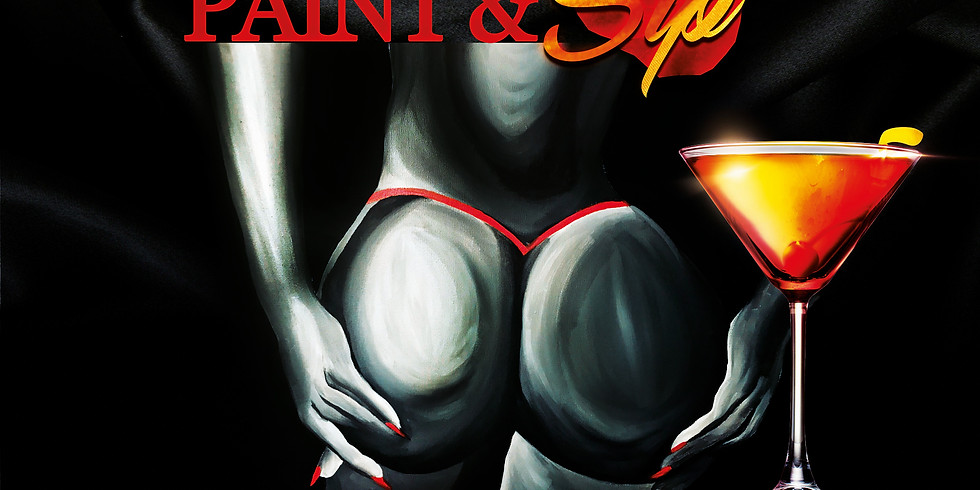 EROTIC PAINT AND SIP