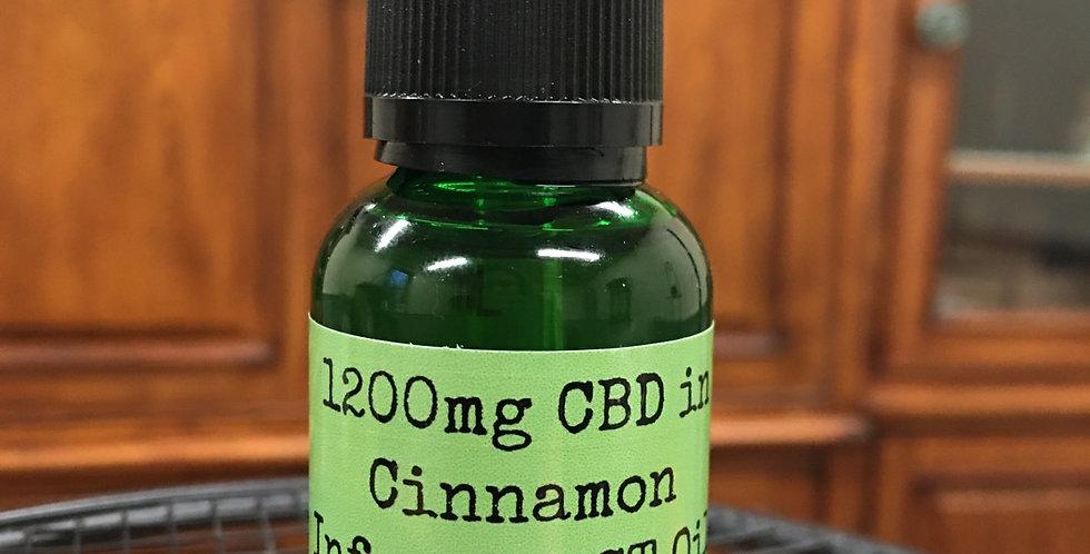 1200mg Cinnamon Oil