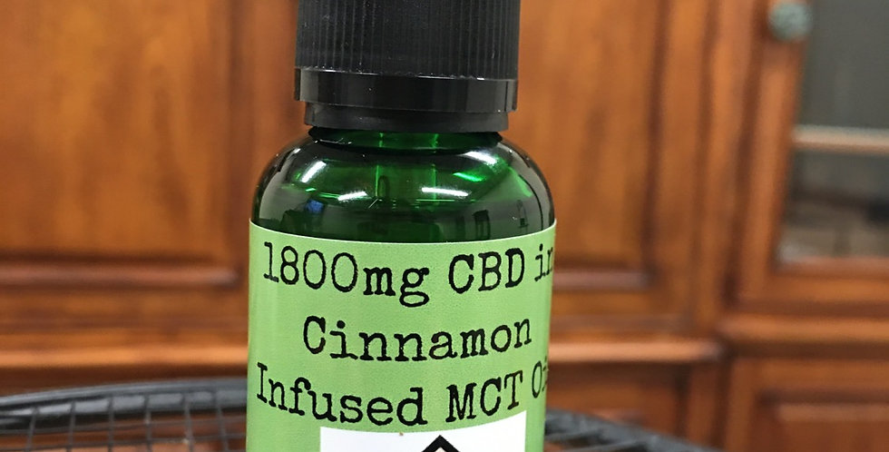 1800mg Cinnamon Oil