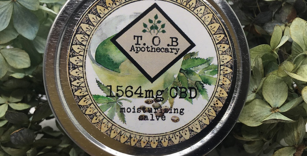 1564mg CBD Salve (Tested)