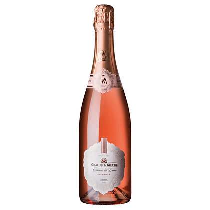 Gratien & Meyer | Crémant de Loire Cuvée Diadem Rosé Brut