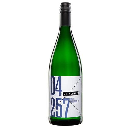 Dr. Koehler | 2018 Grauer Burgunder Gutswein Literflasche