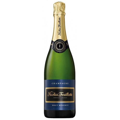 Nicolas Feuillatte   Champagner Brut Réserve