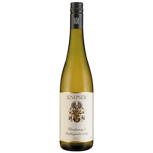 Knipser   2014 Orstwein Chardonnay/Weissburgunder
