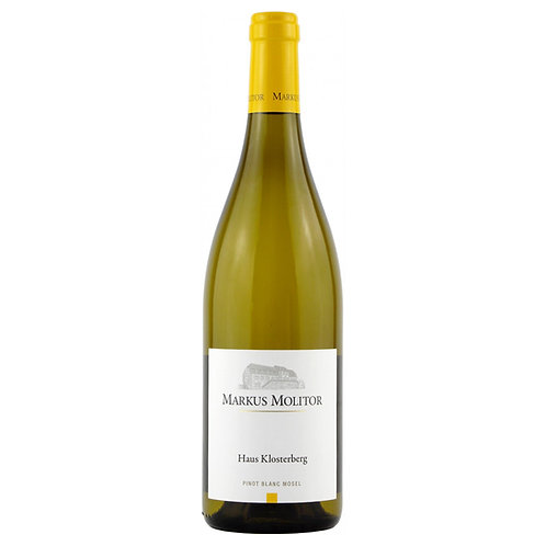 Markus Molitor | 2015 Pinot Blanc Haus Klosterberg Orstwein
