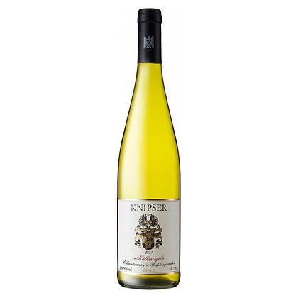 Knipser   2017 Ortswein Chardonnay/Weissburgunder Kalkmergel