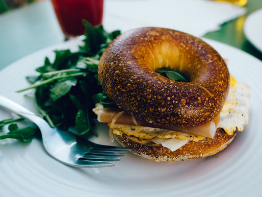A Bagel is Never Just a Bagel