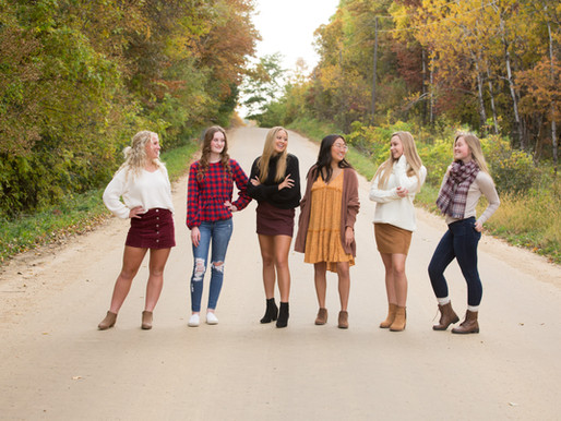 Senior Crew or Senior Picture Session