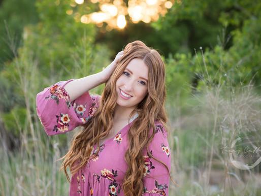 Amber | Farmington Senior Pictures