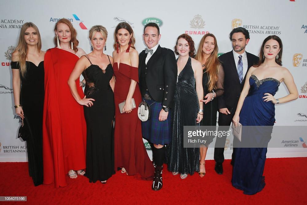 Denise Hoey - BAFTA LA Newcomers 2018 - BAFTA Britannia Awards 2018