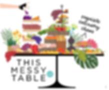 messy table la.JPG