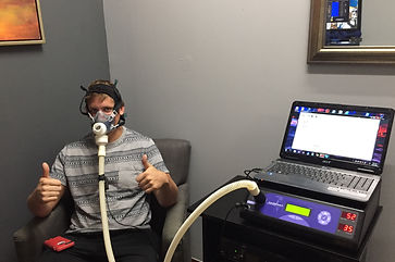Resting Metabolic Rate (RMR) Test - Nate Isley