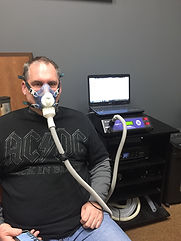 Resting Metabolic Rate (RMR) Test - Scott Evans