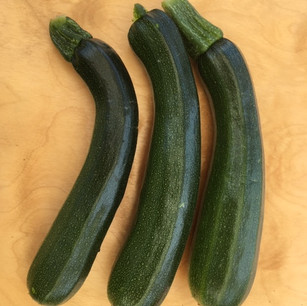 Class 4 - 3 courgettes (Ms Rosemary Marshall)