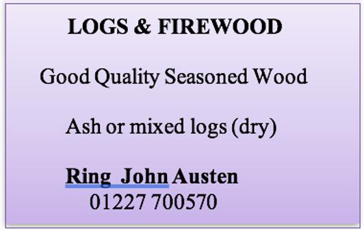 John Austen Advert