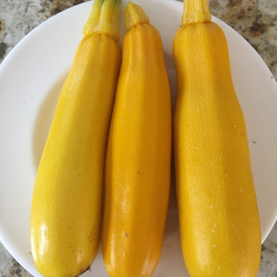 Class 4 - 3 courgettes Mrs M Brown)