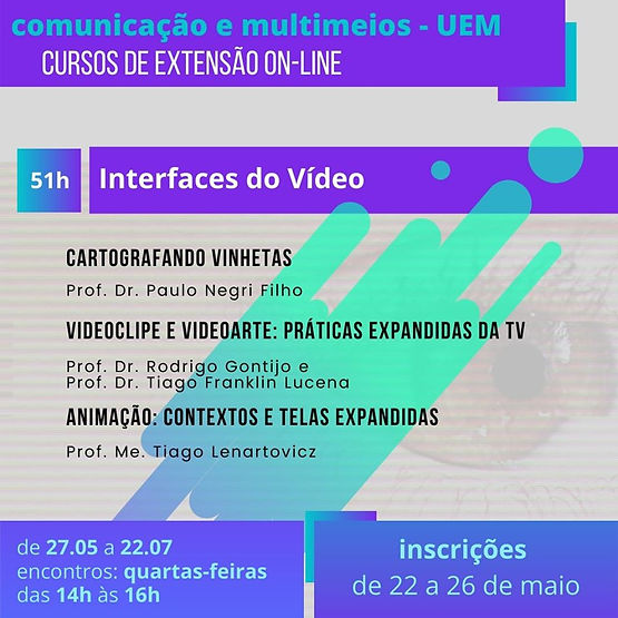 CursoInterfacesdoVideo - Tiago Franklin