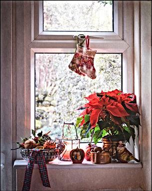 Steeds minder Kersttaferelen op ramen van cafés geschilderd in Limburg
