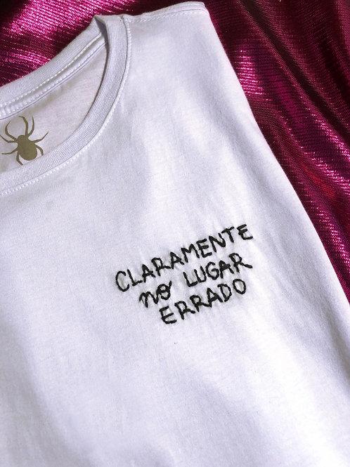 Camiseta DESLOCADA