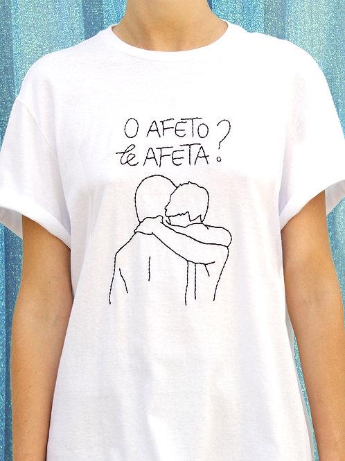 Camiseta AFETO