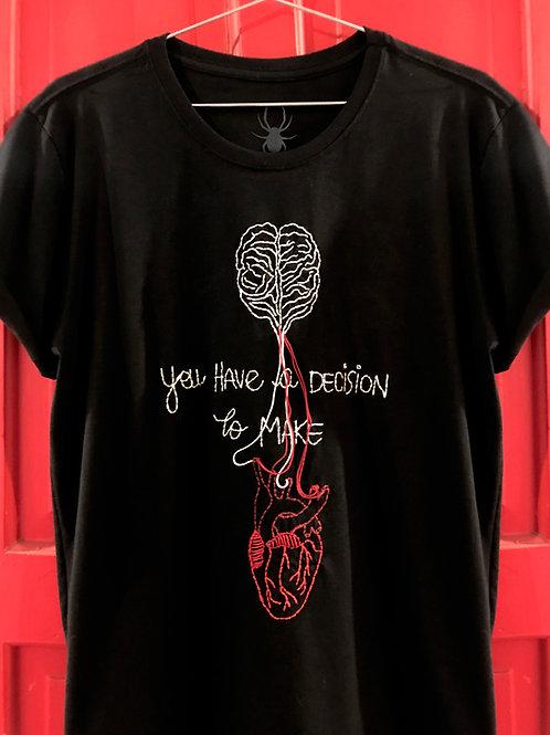 Camiseta DECISION