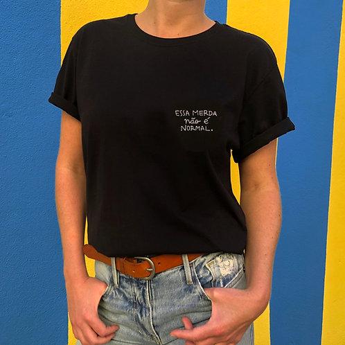 Camiseta MERDA