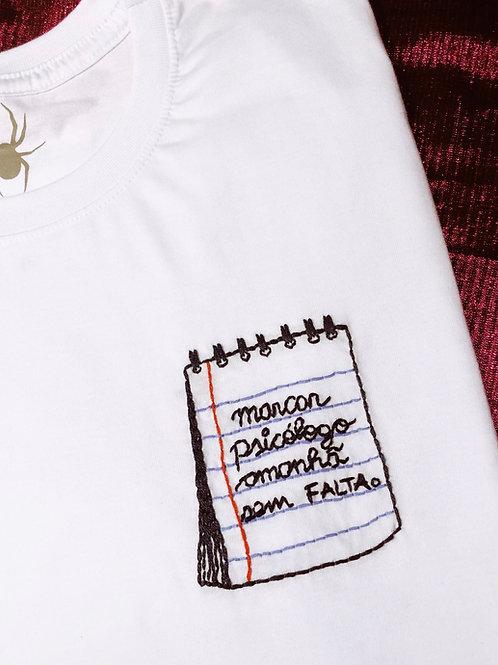 Camiseta PSICOLOGO