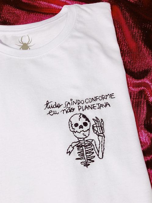 Camiseta PLANEJAMENTO