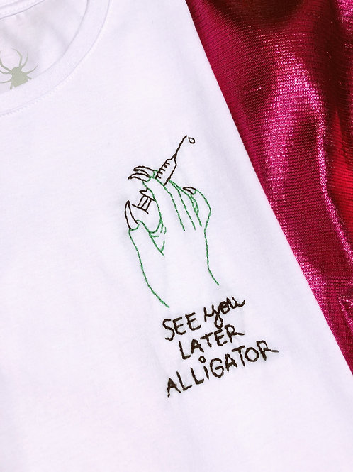 Camiseta ALLIGATOR