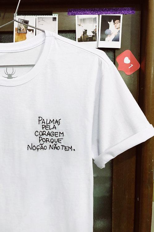 Camiseta SEM NOÇÃO