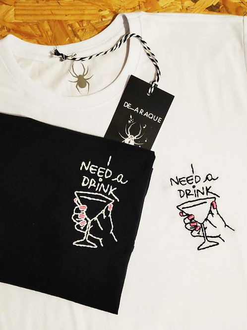 Camiseta DRINK