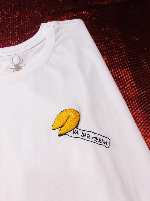 Camiseta BISCOITO da SORTE