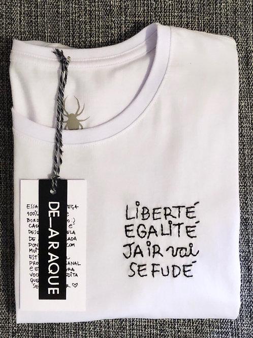 Camiseta LIBERTE