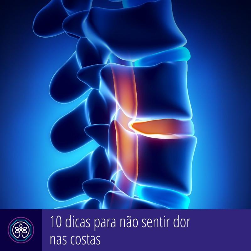 Instituto Pro Therapie   Dor na Coluna