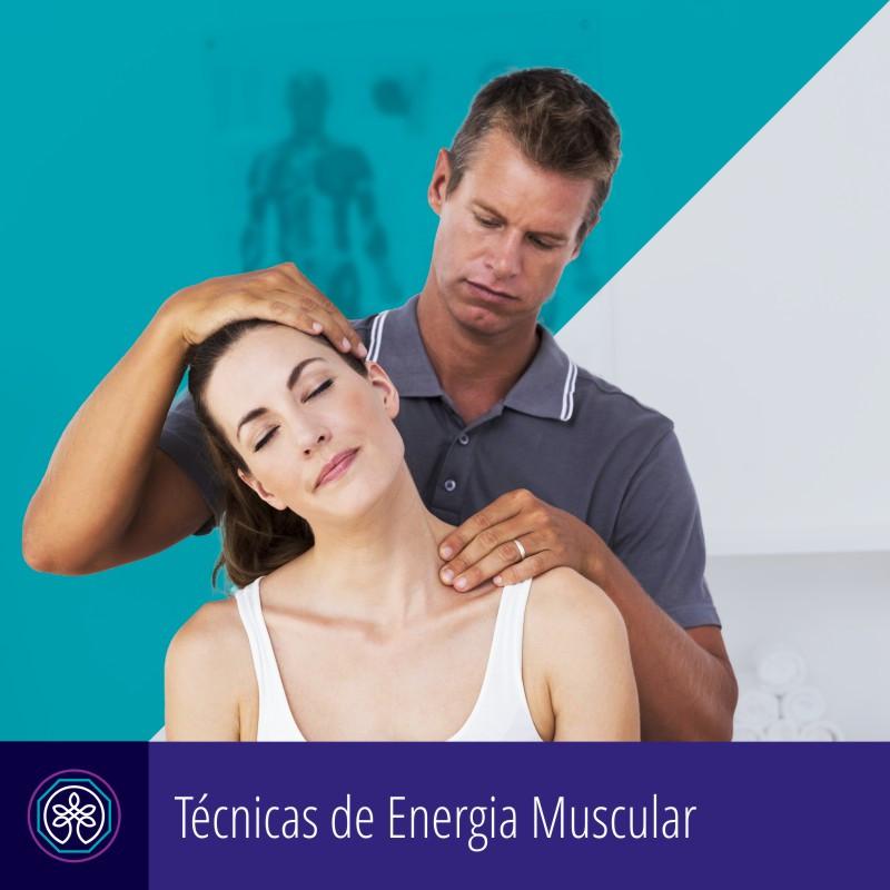 Instituto Pro Therapie | Técnicas de Energia Muscular