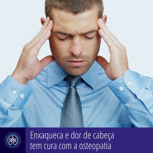 Cura dor de cabeca