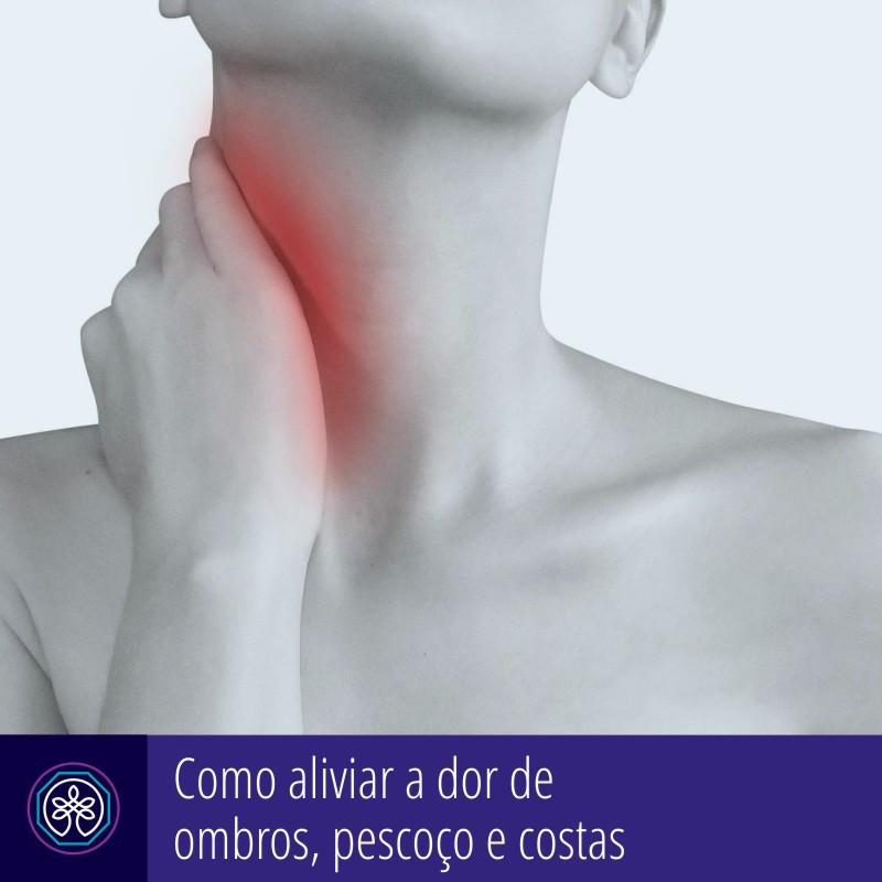 Instituto Pro Therapie | Dor de Ombro, Pescoço e Costas