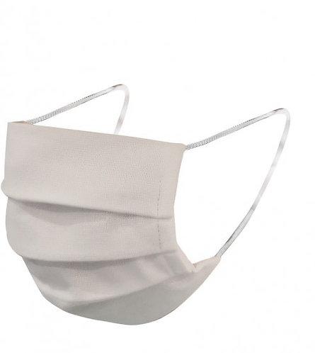 Herbruikbaar mondmasker 10 stuks (blanco)