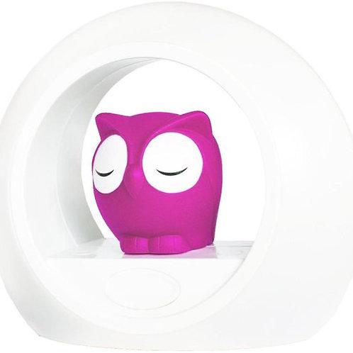 Nachtlampje Lou roze (gepersonaliseerd)