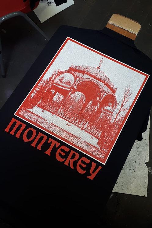 T-Shirt Monterey (black)