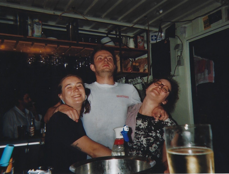Emma, Neil, & Hilke