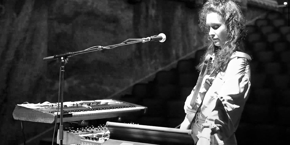 Live at Monterey: Nele De Gussem