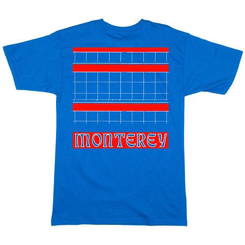 T-Shirt Monterey summer '19