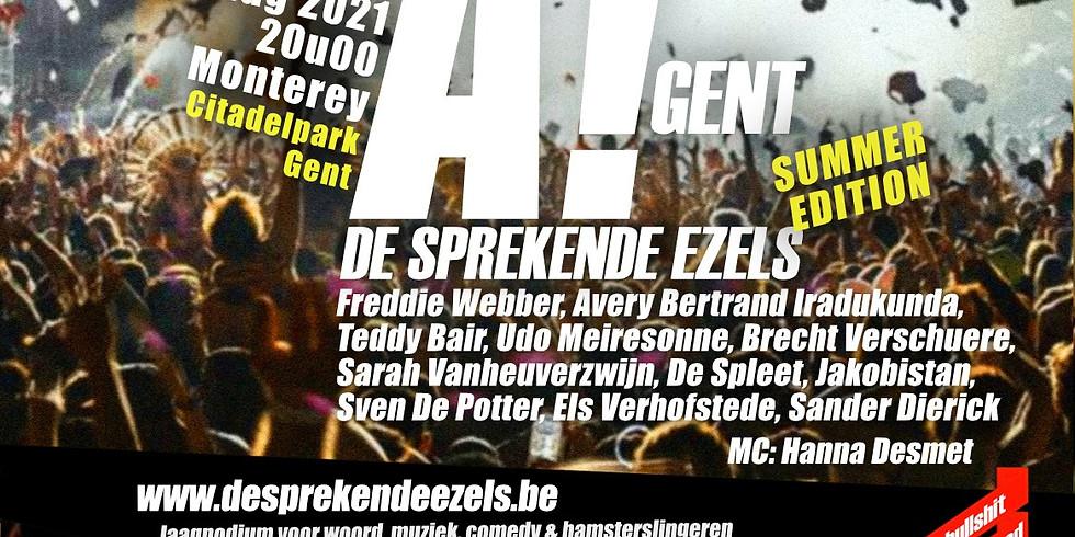 De Sprekende Ezels Gent - Summer Edition bis!