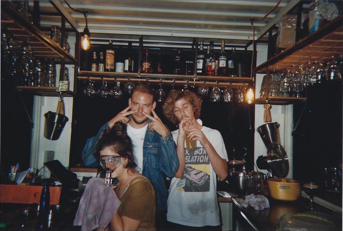 Ines, Basile, & Arthur