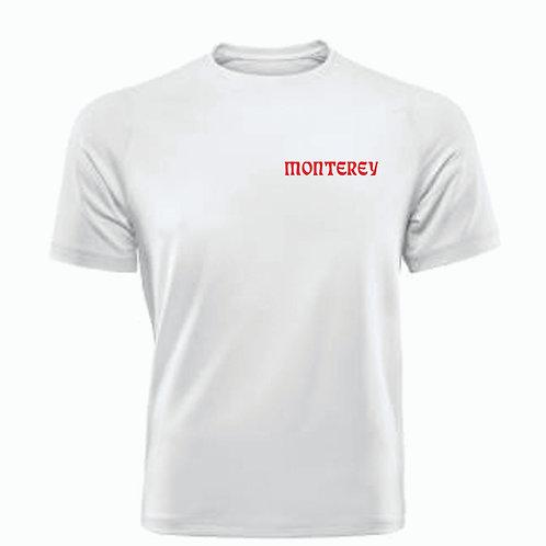 T-Shirt Monterey (white)
