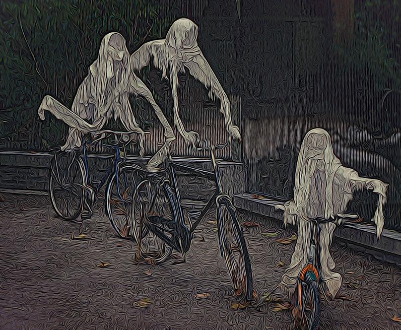 58 Halloween Ghouls Playing.jpg