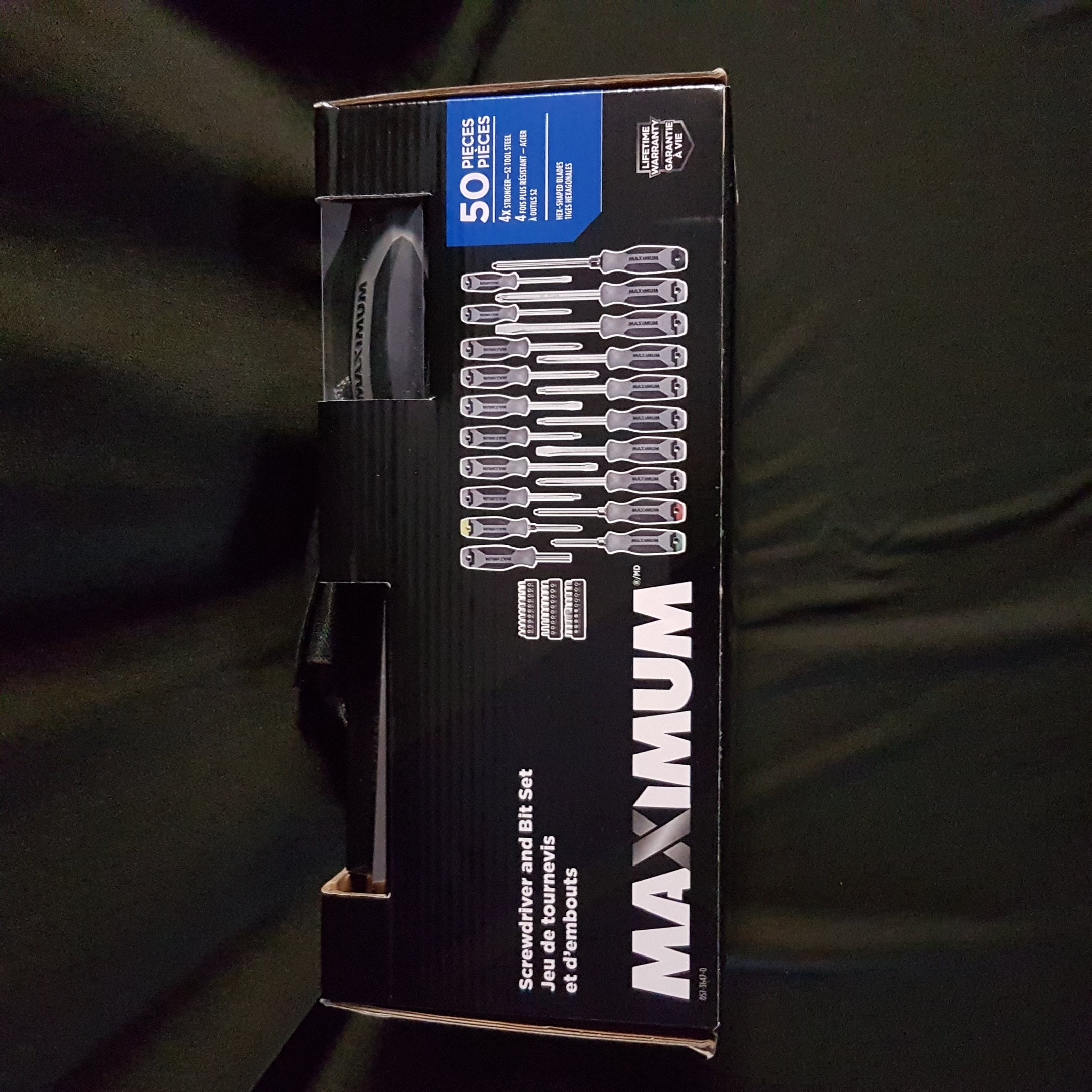 Maximum Screwdriver Set
