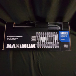 Maximum Screwdriver Set